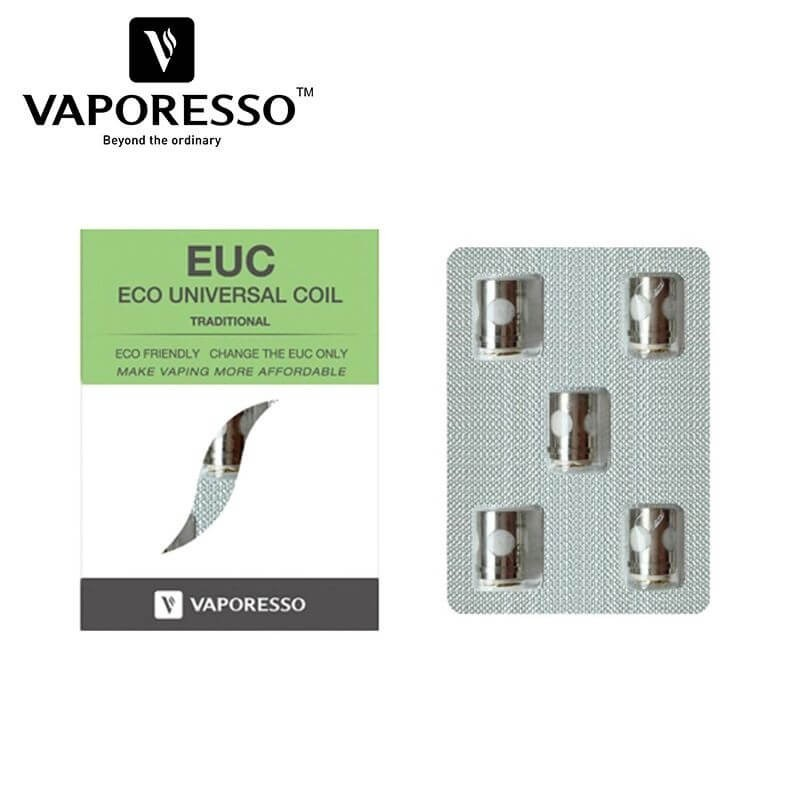Résistances Vaporesso EUC Traditional