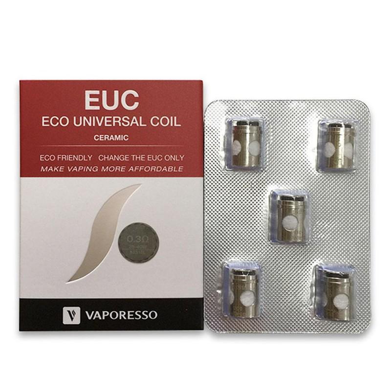 Résistances Vaporesso EUC Ceramic