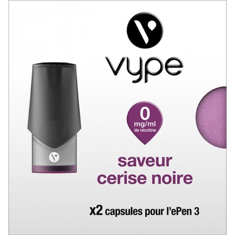 Cerise Noire ePen3 - Vype