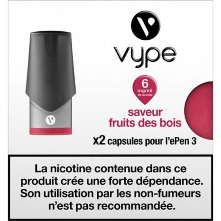 Fruits des bois ePen3 - Vype