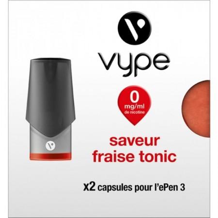 Fraise Tonic ePen3 - Vype