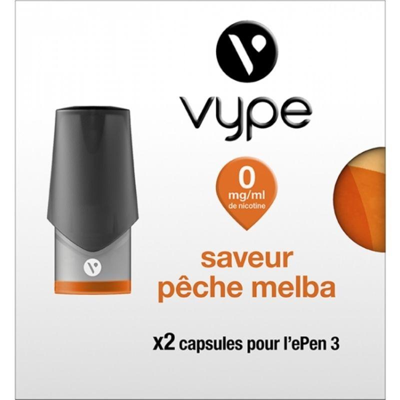 Pêche Melba ePen3 - Vype