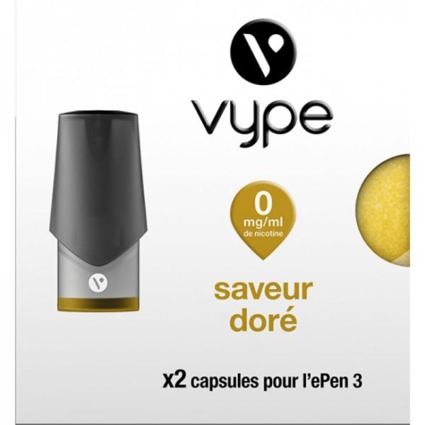 Saveur Doré ePen3 - Vype