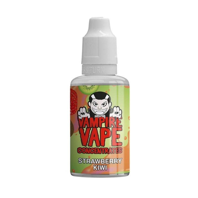 Strawberry Kiwi 30ml - Vampire Vape