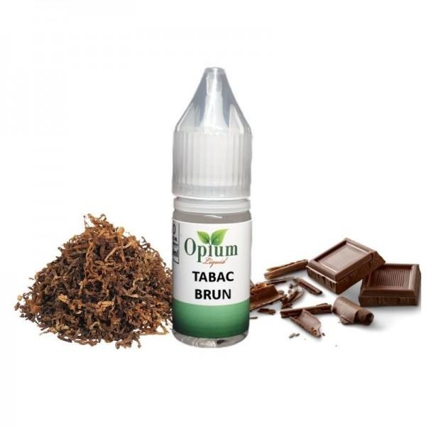 Tabac brun 10ml - Opium