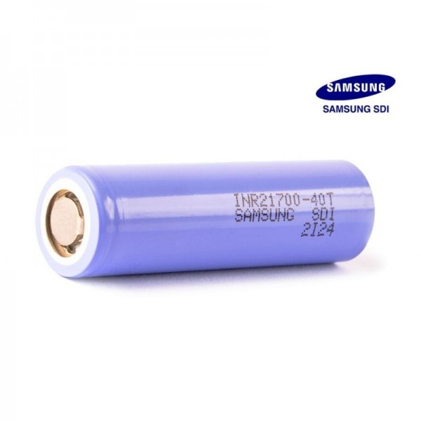 Accu 40T INR 21700 - Samsung