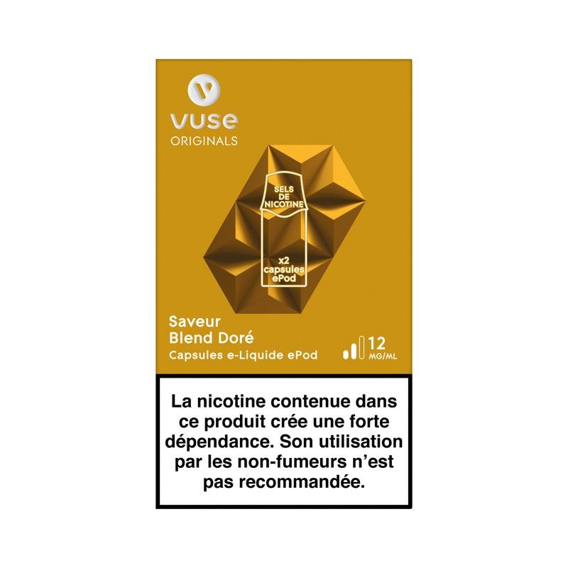 Blend Doré vPro ePod - Vype / Vuse