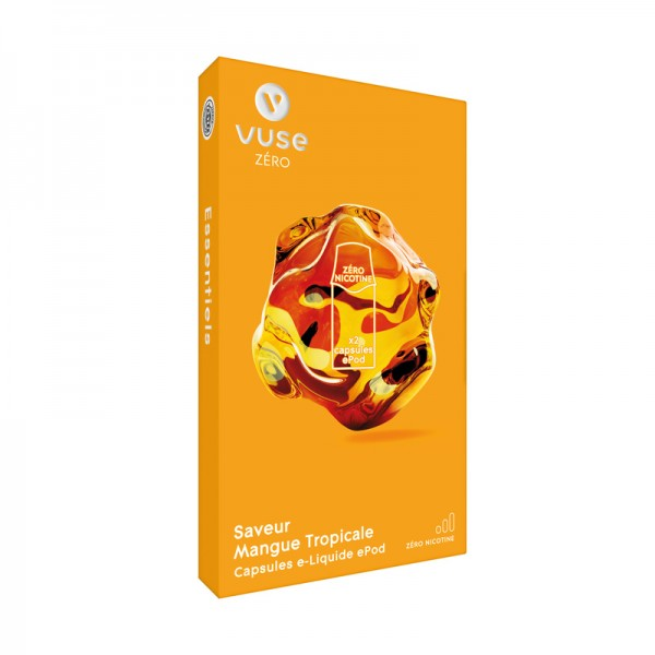 Mangue Tropicale vPro ePod - Vype