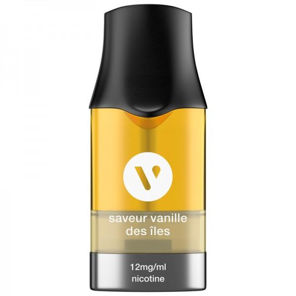 Vanille des Îles vPro ePod - Vype