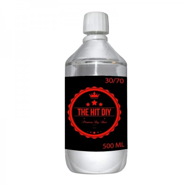 Base neutre 500ml 30/70 - The Hit DIY