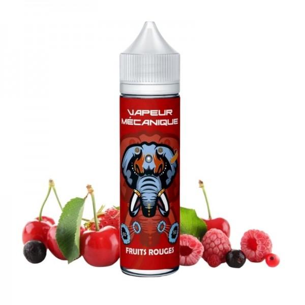 Fruits rouges 50ml - Vapeur Mécanique