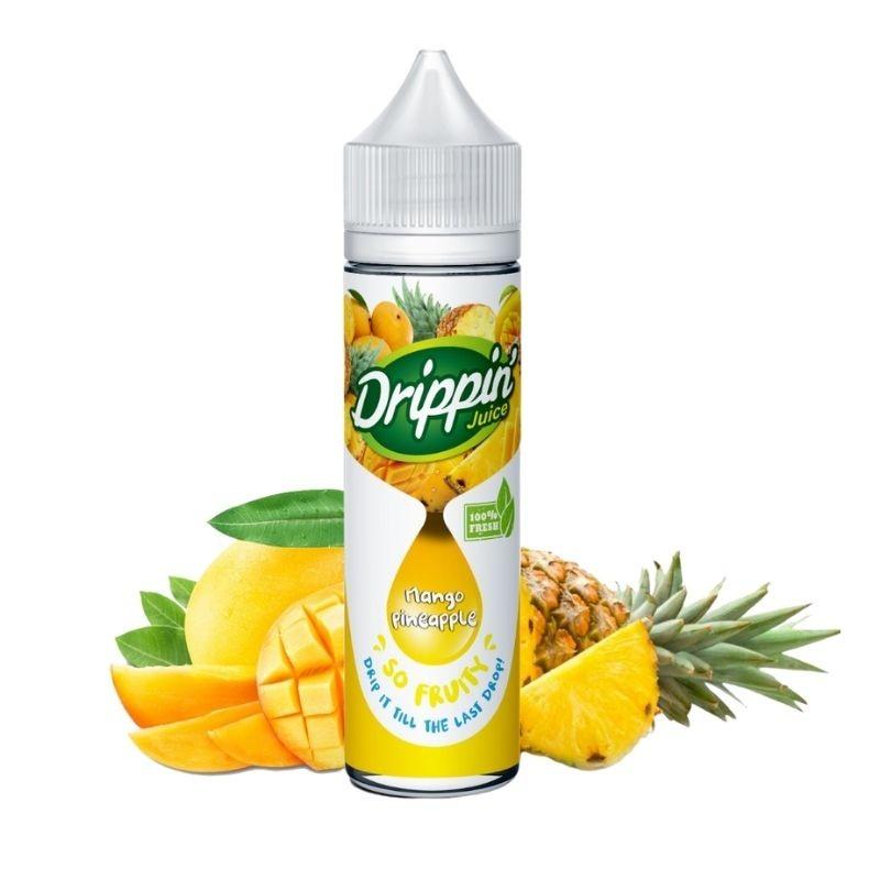 Mangue Ananas 50ml - Drippin' Juice