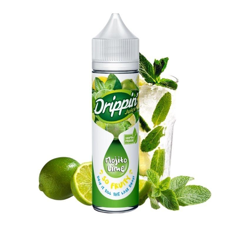 Mojito Citron Vert 50ml - Drippin' Juice